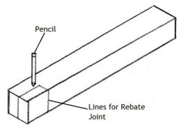 how to make rebate joints picture 1