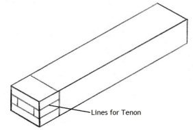 how to make mortise and tenon joints picture 1