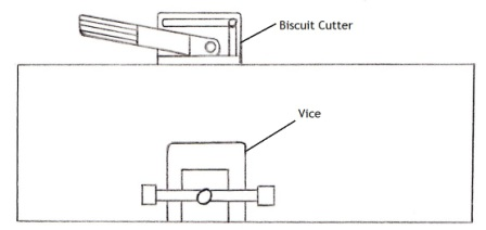 making a biscuit joint picture 2